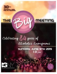 """The Big Meeting"" @ The Hilton Hotel, Grand Ballroom, 3rd Floor 