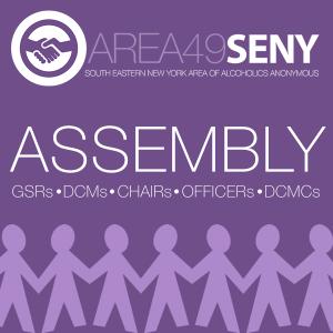 SENY Area 49 Assembly @ Virtual Platform | New York | United States
