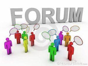 Queens Area Forum @ Virtual Platform